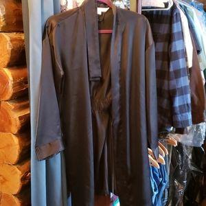 Vintage Victoria's Secret  Shorty Robe
